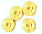 KYOIG001-2 Kyosho Inferno GT, GT2 Shock Pistons - Package of 4