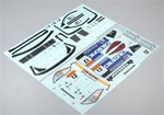 KYOIGB052-1 Kyosho Inferno GT Nissan Z Decal Set