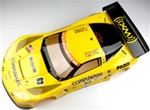KYOIGB102 Kyosho Inferno GT2 Chevrolet Corvette C6-R Painted Body Set