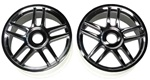 Kyosho Inferno GT Silver Chrome 10 Spoke Wheels Package of 2