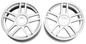 Kyosho Inferno GT White 10 Spoke Wheels Package of 2