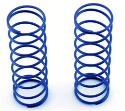 KYOIS106-816 Kyosho Inferno Big Bore Shock Spring Blue ST-RR Front Hard - Package of 2