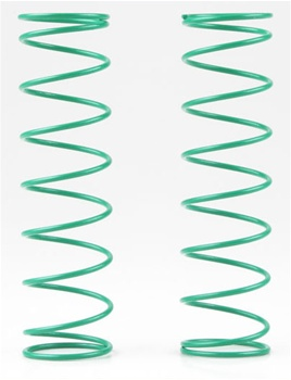 KYOIS106-914 Kyosho Inferno Big Bore Shock Springs Green Medium Length 84mm 9-1.4 - Package of 2