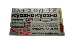 KYOISB050-01 Kyosho ST-R Decal Sheet