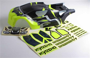 KYOISB101-T1 Kyosho Inferno Neo Race Spec Painted Body Set Type 1