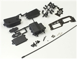 KYOISW055 Kyosho STRR EVO Forward Battery Radio Box and Tray Set