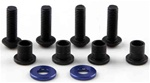 KYOLA256 Kyosho Steering King Pin Ultima and Lazer - Package of 4