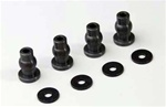 KYOMA080 Kyosho Beam Pivot for Mad Force Kruiser - Package of 4
