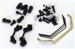 KYOMBW030 Kyosho Mini-Z Buggy Front and Rear Stabilizer or Anti-Sway Bar Set