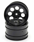 KYOOTH245BK Optima/ Javelin  8 Hole Wheel 50mm Black - Package of 2