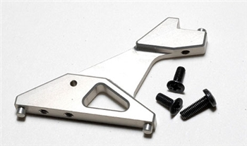 KYOR246-3003 Kyosho 7075 Aluminum Front Chassis Brace in Titanium Color (Torque Stay) for DRX, DRT, DBX DBX VE, DST