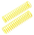 KYORFW004-1611 Kyosho Rock Force Hard Yellow Length 76mm / Gauge 1.1 - Package of 2