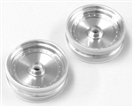 KYOSCH001CM Kyosho Scorpion 2014 Front Wheel Shiny Chrome - Package of 2