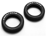 KYOSCT001H Kyosho Scorpion 2014 Front Tire Hard - Package of 2