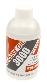 KYOSIL3000B Kyosho Differential Fluid 3000 Cps 40cc