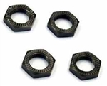 KYOSX013 Kyosho Scorpion XXL 17mm Wheel Nuts - Package of 4
