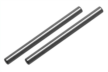 KYOTR122 Kyosho Upper Suspension Shaft Front or Rear for the DRX, DRT, DBX and DST - Package of 2