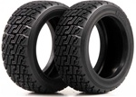 KYOTRT121 Kyosho DRX Rally Tires - Package of 2