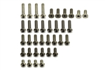 KYOUMW745 Kyosho RB7 Titanium Screw Set(RB7)