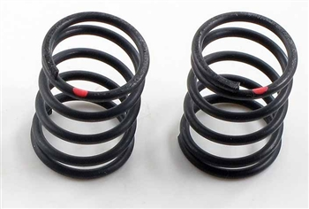 KYOVZW414-32516 Kyosho Front Red Spring -  3.25 - 1.6,  Length = 21.5/?13 - Package of 2
