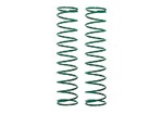 Kyosho Dark Green Rear Shock Spring Long #80 (RB5, ZX5) - Package of 2