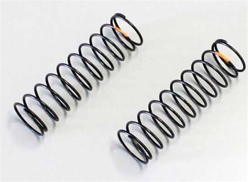 KYOXGS016 Kyosho Big Bore Shock Spring Orange Super Hard - 38mm -  Package of 2