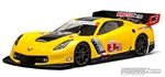 PRO154640 Protoform Chevrolet Corvette C7.R Clear Body for Kyosho Inferno GT2 GT3