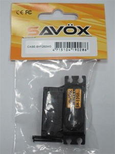 SAVCSH1250MG Savox Servo Case for SH-1250MG