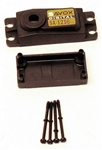 SAVSCSA1256TG Savox Top and Bottom Servo Case with Screws For SGSA1256TG