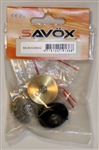 SAVSGSV0235MG Savox SV0235 Gear Set and  Bearings