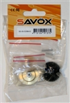 SAVSGSV0236MG Savox SV0236 Gear Set and  Bearings