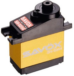SAVSH0254 MICRO DIGITAL SERVO .13/54 (ALSO SEE SAVSH0255MG)