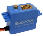 SAVSW0230MG WATERPROOF STD DIGITAL SERVO .13/111.1