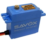 SAVSW0231MG WATERPROOF STD DIGITAL SERVO .15/208