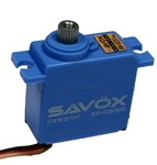 SAVSW0250MG WATERPROOF DIGITAL MICRO SERVO .11/69@6V