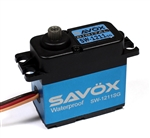 SAVSW1211SG WATERPROOF CORELESS DIGITAL SERVO .10/208.3 ALUM