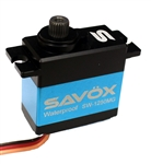 SAVSW1250MG Waterproof Premium Digital Servo .10/111.1@6.0V,