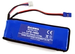 SNW107A10951A Sanwa LF2-1850 LiFe 2S Battery 1850 mAh