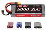 VNR1558 DRIVE 25C 2S 5000mAh 7.4V LiPo Hardcase Battery with UNI 2.0