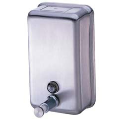 Liquid Soap Dispenser - 40 oz. vertical mount