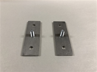 Stud Plate Bumper Bracket (set of 2)