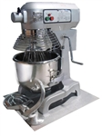 Heavy Duty Investment Mixer | 10 QT MODEL