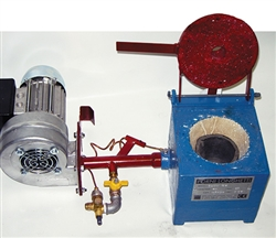 Gas Melting Furnace - Slim Model