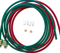Little Torch Hose & Connections | Oxygen Hose - GREEN