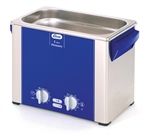 Elma Ultrasonic Cleaner | Model E-30H [0.75 GALLON]