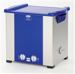Elma Ultrasonic Cleaner | Model E-120H [3.5 GALLON]