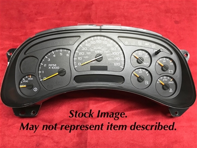 2003 - 2006 Buick Le Sabre Instrument Cluster