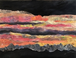 ARIZONA SUNSET---STUDIO CLOSEOUT $50