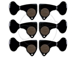 Gotoh - SGL510Z Machine Heads - Set - Black