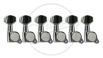 Schaller M6 135 Mount  Machine Heads - Chrome